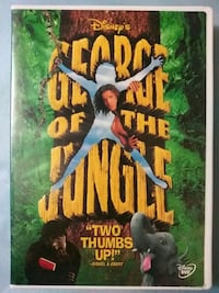 George of the Jungle dvd Baltimore