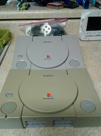 PlayStation One video game consoles  Auburn, 36832