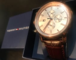 Tommy Hilfiger watch brand new with warranty