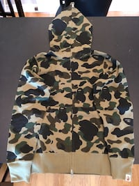Authentic BAPE hoodie Mississauga, L5C