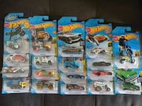 18 HotWheels Cars Charleston, 29414
