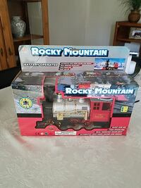 New Rocky Mountain train Santa Rosa, 95401