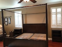 Pottery Barn Farmhouse King Size Bedroom Set. (Mattress not included ) Dana Point, 92624