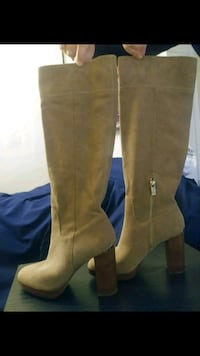 Michael Kors Genuine Suede Boots Manchester, 03103