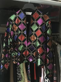 St. John's size 6 evening sequin vintage jacket Alexandria, 22302