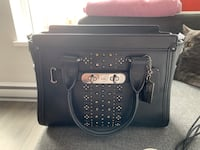 Coach swagger limited edition 27 rivets
