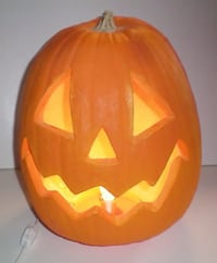 Halloween Trendmasters Light Up Pumpkin Decoration London