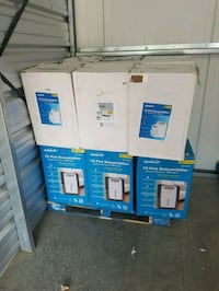 Skid of dehumidifiers  Markham, L3T 4X1