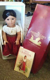 Retired American Girl Doll 1997 EUC in Orig.Box  Midwest City