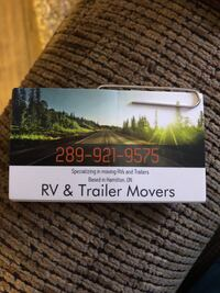 trailer movers