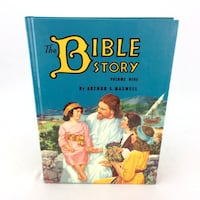 The Bible Story Book Volume 9 King Of Kings Vintage 1957 Arthur S Maxwell Port Colborne