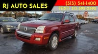 Mercury Mountaineer 2006 Detroit