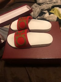 NEW FERRAGAMO SLIDES PICKUP ONLY! Accokeek, 20607