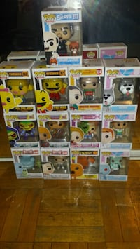 Pop vinyls $20 EACH (READ MORE INFO)  Toronto, M1L 2T3