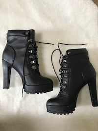 Just Fab boots, size 7.5