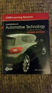 Fundamental of automotive technology