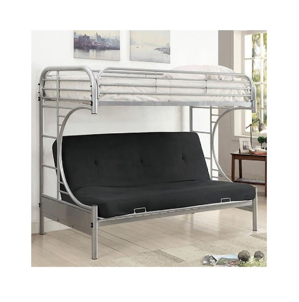 Twin Futon Bunk Bed Deal Amazing Condition