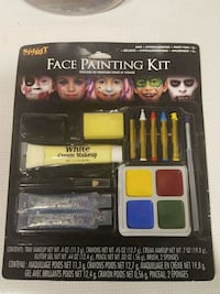 Face Painting Kit Seattle, 98105