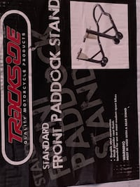 Sports Motorcycle Stand Dallas, 75208