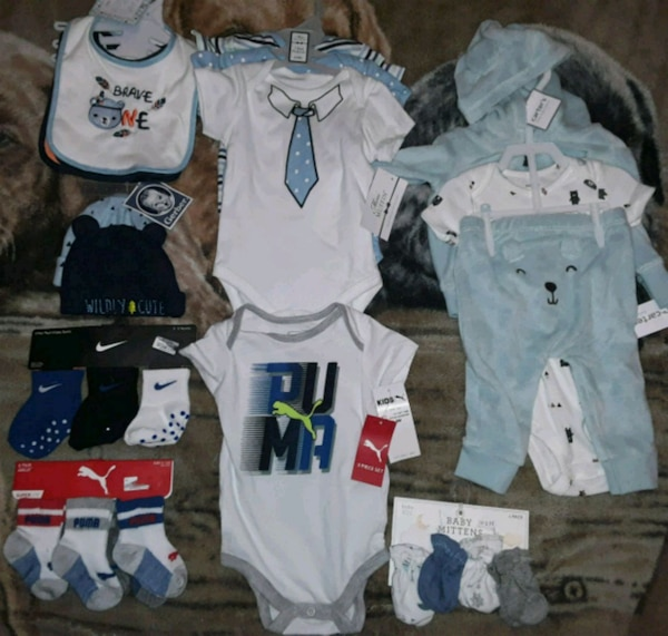 aa1ab2d27 Used 6 to 9 month old baby boy bundle for sale in Decatur - letgo