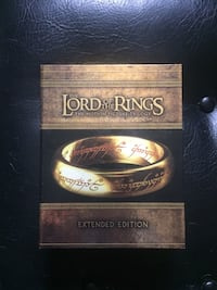 Lord of the Rings Triology movies