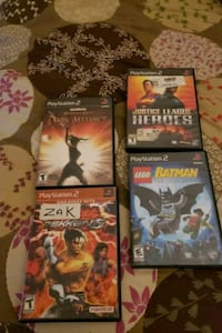 Ps 2 games