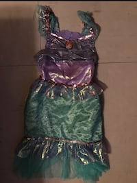 Lil mermaid sz 4T Dress only! Mobile, 36695