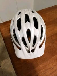 Hardly ever used bicycle helmet perfect condition Victoria, V9A 6A6