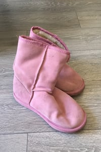 EMI Pink shoes US6