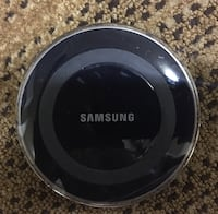 Black samsung wireless charging pad Columbus, 43229