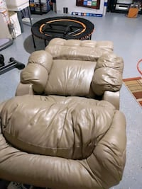 Full leather Recliner
