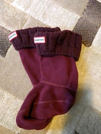 Large Hunter boot socks for short boots Cambridge, N1T 1Y5