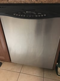 Maytag fridge, and dish washer