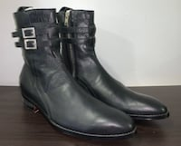 Kollar Mens Leather Boots Toronto, M5V 2Y1