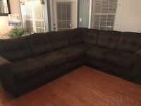 Brown sectional sofa Leesburg