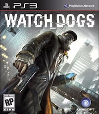 PS3 WATCH DOGS (Dijital yüklenir)