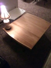 Handcrafted coffee table made_2018 Andover, 67002