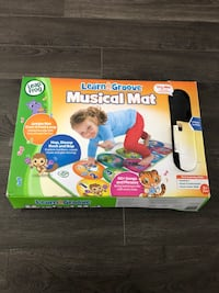 Fisher-Price learning toy box Pickering, L1X 1M6