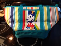 Mickey Mouse Cooler Bag Lunch Tote