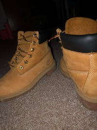 """Timberland 6"""" Classic Boots (Youth)"""