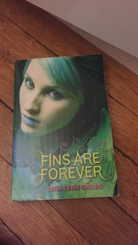 Fins are Forever by Tera Lynn Childs book