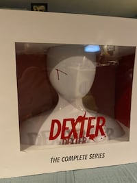 Dexter complete bluray dvd collector's edition