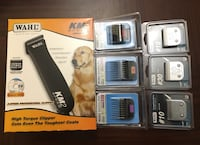 Brand New Wahl KM2 Professional Dog / Animal Clipper with many extras Kearny, 07032