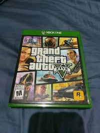 Grand Theft Auto 5 (GTA 5) Xbox One Vaughan, L4K 2A1