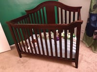 Crib and changing table Clearwater, 33755