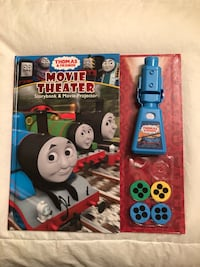 Thomas & friends storybook movie DVD's and books 795 km