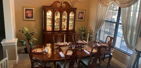 Formal Dining Room Set (American Drew Cherry Grove)