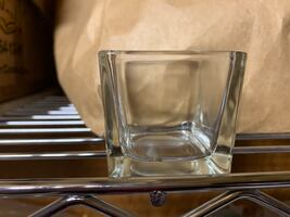 60 Square votive cups  60 for $30