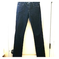 Citizens of Humanity Elson straight leg jeans, 25 Ashburn, 20148