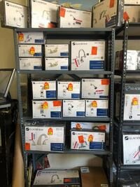 NEW Bathroom Faucets and Accessories Powder Springs